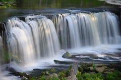 Cascada en Keila Joa Fotografía de archivo libre de regalías