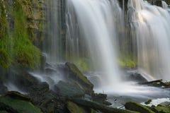 Cascada en Keila Joa Fotos de archivo libres de regalías