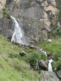 Cascada en la India, Himachal Pradesh Imagen de archivo