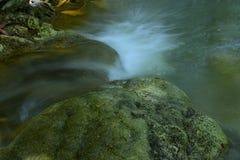 Cascada en la selva tropical Tailandia Fotografía de archivo