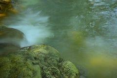 Cascada en la selva tropical Tailandia Imagenes de archivo
