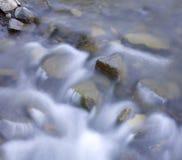 Cascada en Montana Fotos de archivo libres de regalías