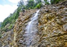 Cascada en Naran Kaghan Valley, Paquistán fotografía de archivo libre de regalías