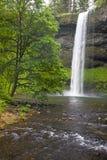 Cascada en Oregon Foto de archivo