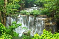 Cascada en Tailandia Imagen de archivo libre de regalías