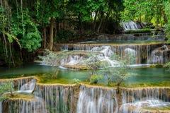 Cascada en Tailandia Fotos de archivo