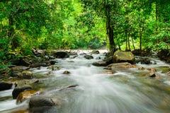 Cascada en Tailandia foto de archivo libre de regalías
