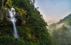 Cascada en Taiwán Imágenes de archivo libres de regalías