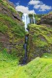 Cascada escénica Foto de archivo libre de regalías