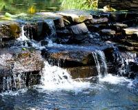 Cascada escénica Foto de archivo