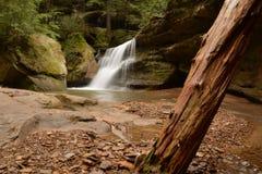 Cascada granangular Imagen de archivo
