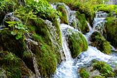 Cascada hermosa Foto de archivo