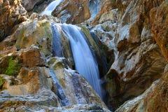 Cascada hermosa de la foto en el ` s Tak Asia de Tailandia Foto de archivo