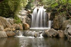 Cascada hermosa en Australia imágenes de archivo libres de regalías