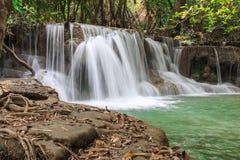 Cascada hermosa, Tailandia fotografía de archivo