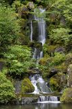 Cascada japonesa en Portland Fotografía de archivo libre de regalías