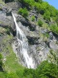 Cascada majestuosa Fotografía de archivo