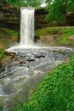 Cascada, Menehaha Imagenes de archivo