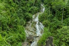 Cascada natural Imagen de archivo