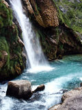 Cascada No.2 de Krcic Foto de archivo