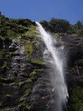 Cascada, Nueva Zelandia Fotografía de archivo libre de regalías
