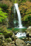 Cascada Osaka Japón de Minoo Fotografía de archivo libre de regalías