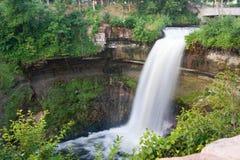 Cascada pacífica Imagen de archivo
