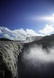 Cascada poderosa de Dettifoss Foto de archivo libre de regalías