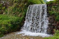 Cascada - Sadu Fotografía de archivo libre de regalías