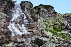 Cascada Skok Imagen de archivo libre de regalías