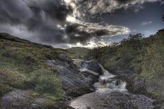 Cascada Sligo Fotos de archivo