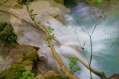 Cascadas 10 de Krushuna Foto de archivo