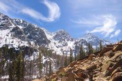 Cascadas americanas Fotografía de archivo
