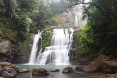 Cascadas Costa Rica de Baru Imágenes de archivo libres de regalías