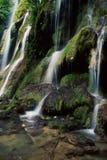 Cascadas de Beu, Rumania Foto de archivo libre de regalías