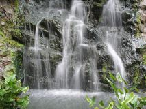Cascadas de conexión en cascada Foto de archivo