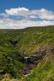 Cascadas de la cascada del tamarindo, Mauricio Imagen de archivo