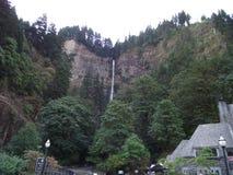 Cascadas de Oregon imagen de archivo