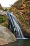 Cascadas delrio Colorado Trek Arkivfoton