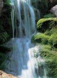 Cascadas en el valle Imagen de archivo