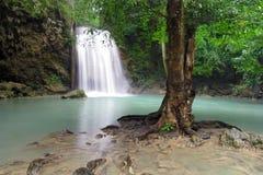 Cascadas en Tailandia Imagenes de archivo