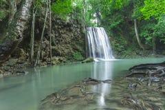 Cascadas hermosas Fotos de archivo