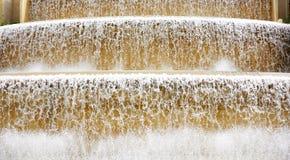 Cascadas ornamentales de Montjuic Fotos de archivo
