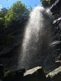 cascade à écriture ligne par ligne de la Pennsylvanie Images stock