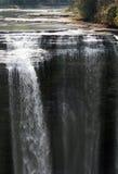 Cascade à écriture ligne par ligne de Letchworth Photo stock