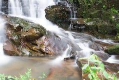 Cascade à écriture ligne par ligne de Rockdale photographie stock libre de droits