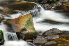Cascade Photo libre de droits