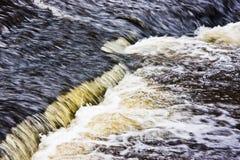 Cascade in Estonia Stock Images