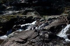 Cascade image stock