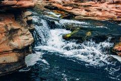 Cascade photographie stock